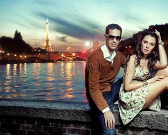 Etre en couple sur Paris