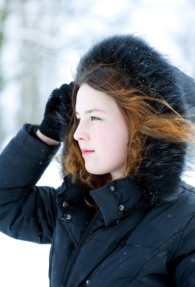 vous proteger de l'hiver