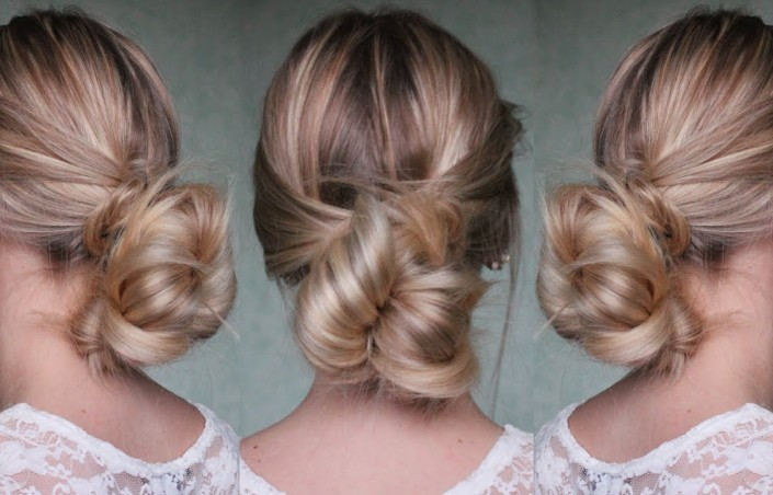Comment faire chignon
