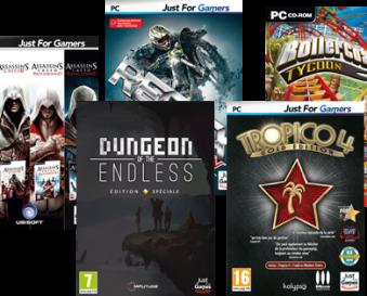 J'achète toujours mes jeux sur http://www.justforgames.com