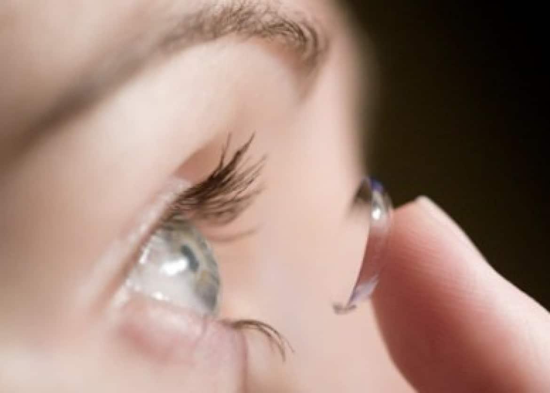 Lentille de contact : modifiez votre apparence