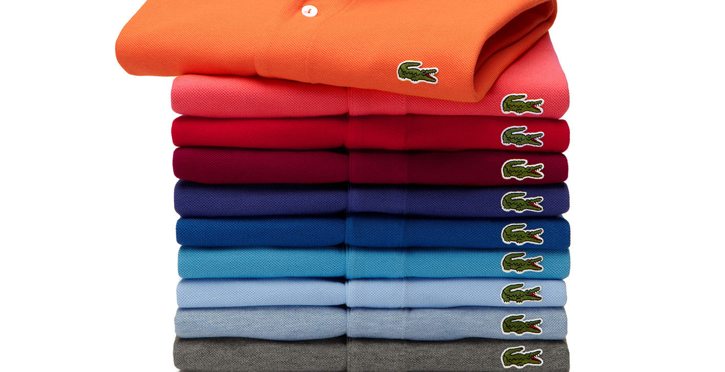 Polo lacoste une pi ce mode de collection for Colori polo lacoste