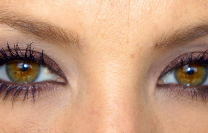 Comment faire ressortir les yeux verts - Yeux vert marron ...