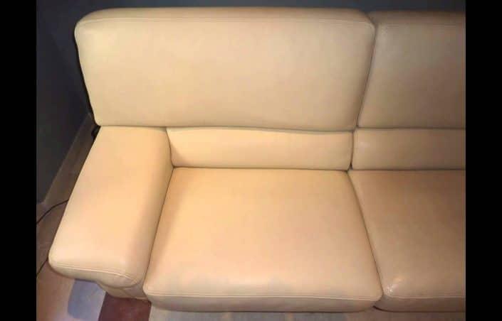 Comment nettoyer un canape en cuir ?