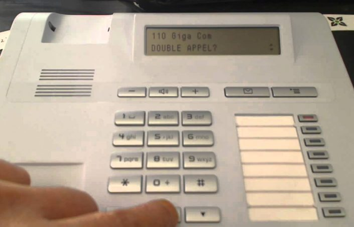 Comment faire le transfert d'appel ?