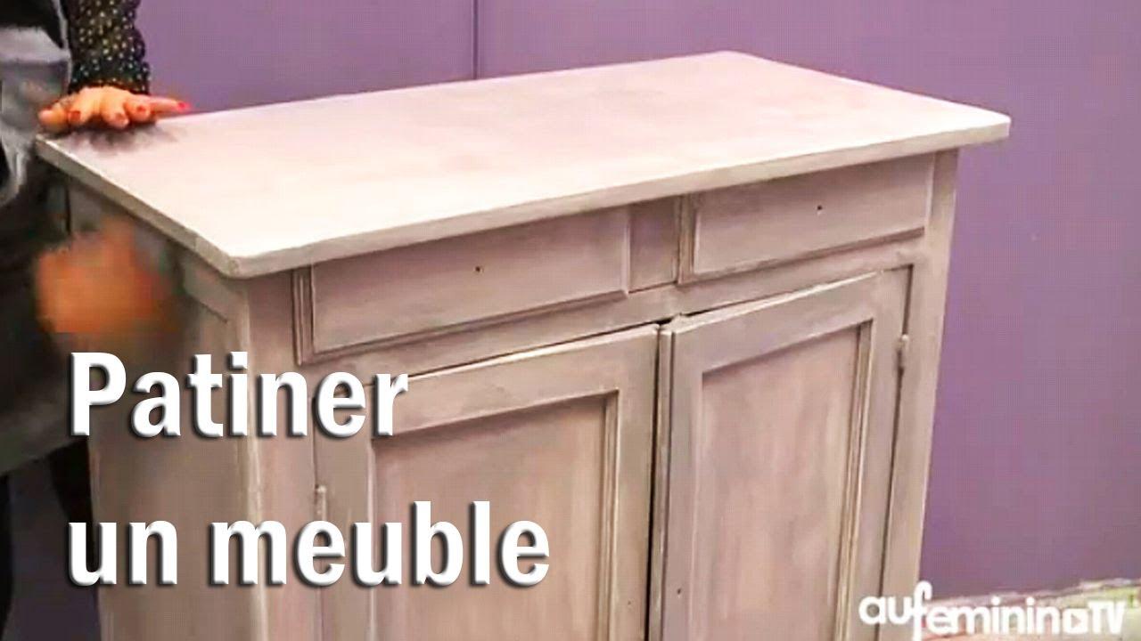 comment customiser un meuble en bois. Black Bedroom Furniture Sets. Home Design Ideas