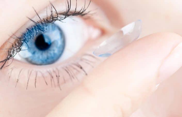 Lentille de couleur : pour corriger la vue et sublimer le regard