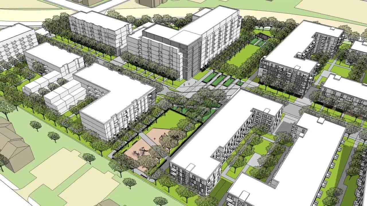 Projet immobilier s te les conomies r aliser for Projet appartement
